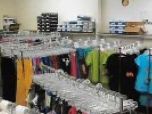 On-Site Hospital Scrubs Sales at Medical Centers in TN, VA & NC