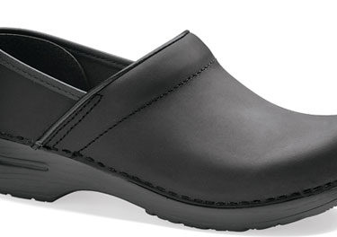 Dansko Black Oiled Shoe