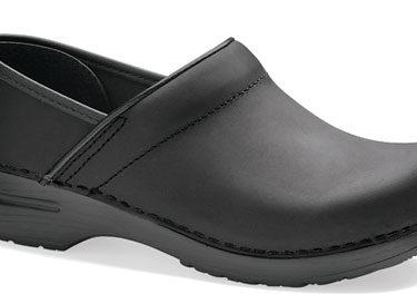 Dansko Black Oiled Shoe