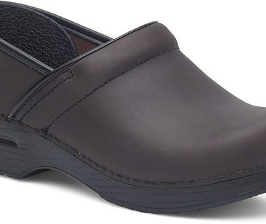 Dansko Antique Brown/Black Shoe