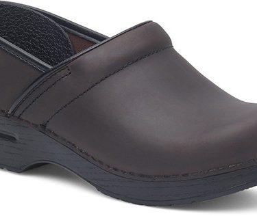 Dansko Antique Brown/Black Shoe