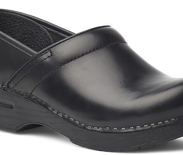 Dansko Black Cabrio Shoe