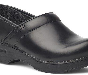 Dansko Black Cabrio Shoe