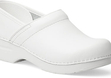 Dansko White Box Shoe