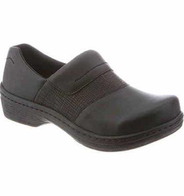 Klogs Cardiff Black Shoe