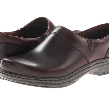 Klogs Mission Mahogany Smooth Shoe