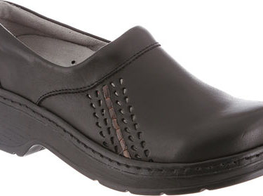 Klogs Sydney Black Shoe