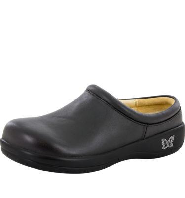Alegria Kayla Black Nappa Shoe