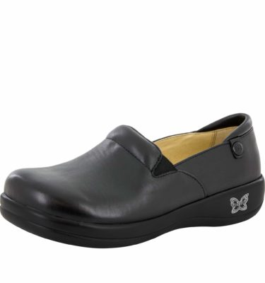 Alegria Keli Black Nappa Shoe